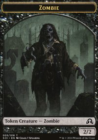 Zombie - Shadows over Innistrad