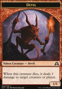 Devil - Shadows over Innistrad