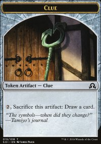 Clue 5 - Shadows over Innistrad