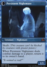 Persistent Nightmare - Shadows over Innistrad