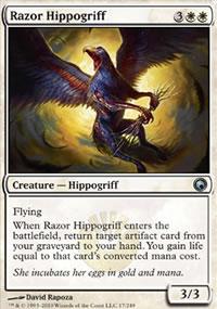 Razor Hippogriff - Scars of Mirrodin