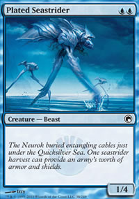 Plated Seastrider - Scars of Mirrodin