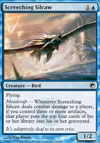 Screeching Silcaw - Scars of Mirrodin