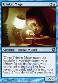 Trinket Mage - Scars of Mirrodin