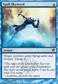 Vault Skyward - Scars of Mirrodin