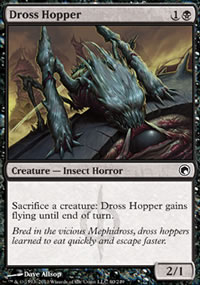 Dross Hopper - Scars of Mirrodin