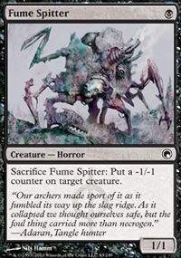 Fume Spitter - Scars of Mirrodin