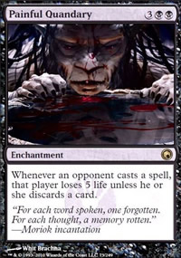 Painful Quandary - Scars of Mirrodin