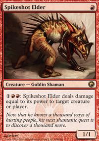 Spikeshot Elder - Scars of Mirrodin