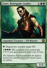Ezuri, Renegade Leader - Scars of Mirrodin