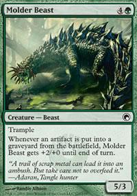 Molder Beast - Scars of Mirrodin