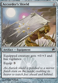 Accorder's Shield - Scars of Mirrodin