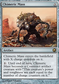 Chimeric Mass - Scars of Mirrodin