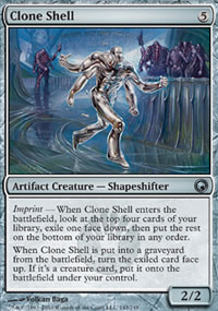 Clone Shell - Scars of Mirrodin