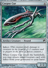 Corpse Cur - Scars of Mirrodin