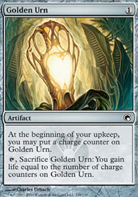 Golden Urn - Scars of Mirrodin