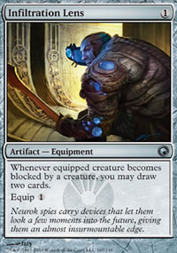 Infiltration Lens - Scars of Mirrodin