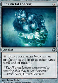 Liquimetal Coating - Scars of Mirrodin