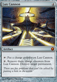 Lux Cannon - Scars of Mirrodin