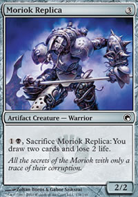 Moriok Replica - Scars of Mirrodin