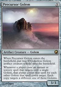 Precursor Golem - Scars of Mirrodin