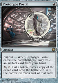 Prototype Portal - Scars of Mirrodin
