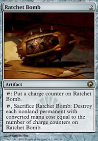 Ratchet Bomb - Scars of Mirrodin