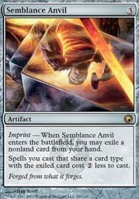 Semblance Anvil - Scars of Mirrodin