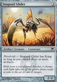 Snapsail Glider - Scars of Mirrodin