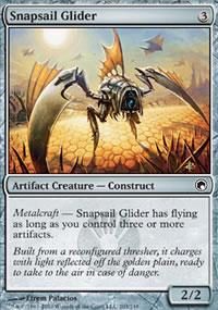 Snapsail Glider - Scars of Mirrodin