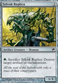 Sylvok Replica - Scars of Mirrodin