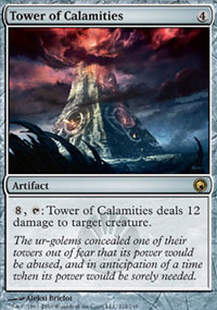 Tower of Calamities - Scars of Mirrodin