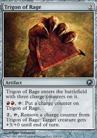 Trigon of Rage - Scars of Mirrodin