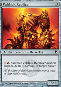 Vulshok Replica - Scars of Mirrodin