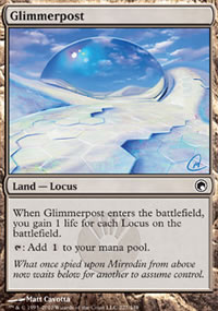 Glimmerpost - Scars of Mirrodin