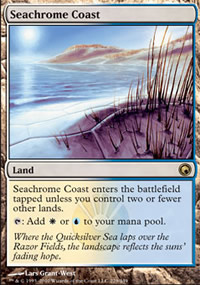 Seachrome Coast - Scars of Mirrodin