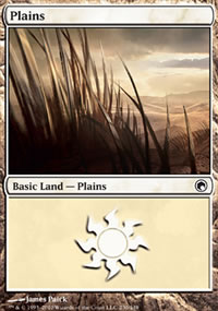 Plains 1 - Scars of Mirrodin