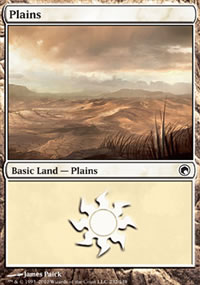 Plains 3 - Scars of Mirrodin