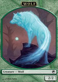 Wolf - Scars of Mirrodin