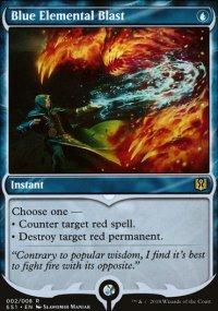 Blue Elemental Blast - Signature Spellbook: Jace