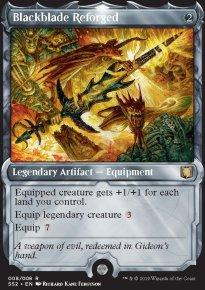 Blackblade Reforged - Signature Spellbook: Gideon