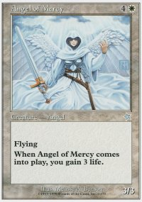 Angel of Mercy - Starter