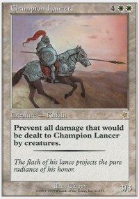 Champion Lancer - Starter