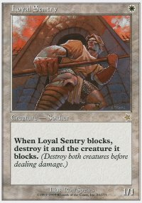 Loyal Sentry - Starter