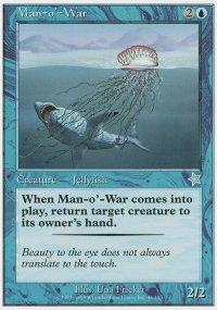 Man-o'-War - Starter