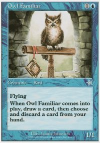 Owl Familiar - Starter