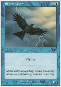 Storm Crow - Starter