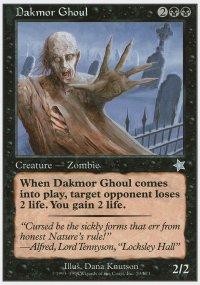 Dakmor Ghoul - Starter