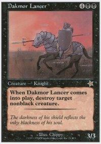 Dakmor Lancer - Starter