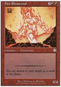 Fire Elemental - Starter